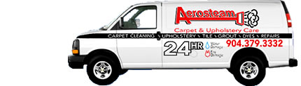 Aerosteam Carpet & Upholstery Care - Jacksonville Carpet Cleaning and Upholstery Cleaning Specialist
